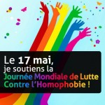 17 mai: Journée internationale contre l'homophobie