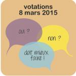 """Prise de position sur l'initiative PDC """"Aider les familles…"""" (votations du 8 mars 2015)"""