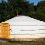 Jardin d'enfants dans une yourte : projet pilote à Le Vaud