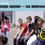Publication d'un nouveau Message aux parents, spécial adolescence