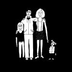 Portraits de familles publiés par 24Heures