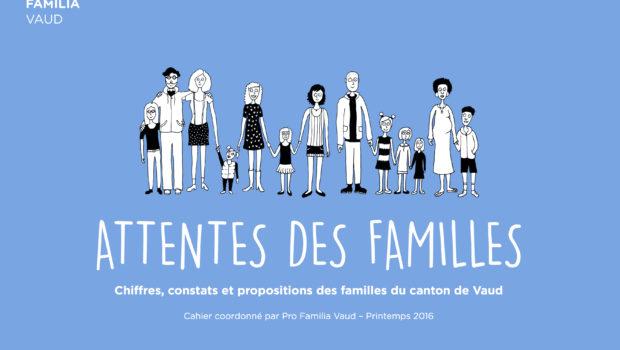 Cahier des attentes des familles