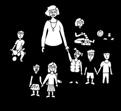 Covid-19 : des risques pour l'accueil de jour des enfants