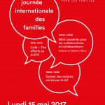 15 mai : le Bureau lausannois pour les familles vous accueille à l'occasion de la journée internationale des familles !
