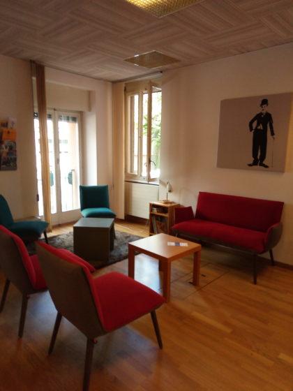 URGENT : locaux à partager au centre de Lausanne