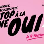 Le 9 février 2020 : OUI à la lutte contre la discrimination en raison de l'orientation sexuelle !